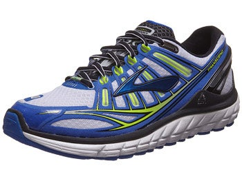 Brooks Transcend Men's Shoes Grey/Electric/Black