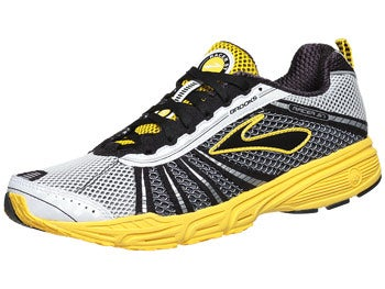 Brooks Racer ST 5 Unisex Shoes White/Black/Yellow