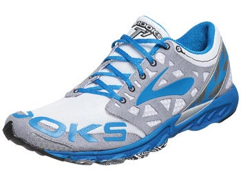 Brooks T7 Racer Unisex Shoes Blue/Silver/Black