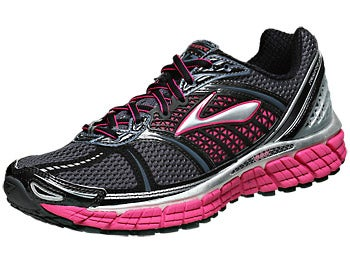 Brooks Trance 12 Women's Shoes Red/Silver/Black