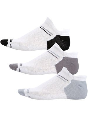 Brooks Versatile Double Tab Socks 3-Pack
