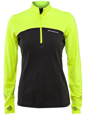 Brooks Women's Utopia Thermal 1/2 Zip Fall 2013