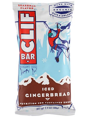 Clif Bar 12-Pack Holiday Flavors