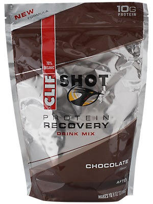 Clif Shot Recovery Drink Mix 10-Serv