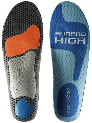 currexSole RUNPRO HIGH Profile Insoles
