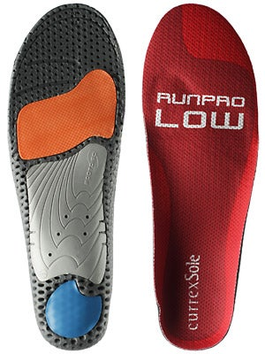 currexSole RUNPRO LOW Profile Insoles