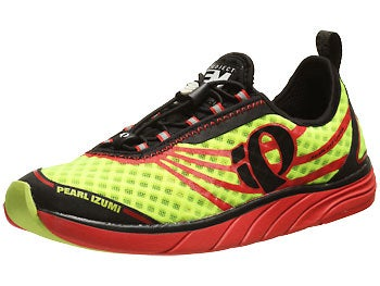 Pearl Izumi EM Tri N1 Men's Shoes Black/Yellow