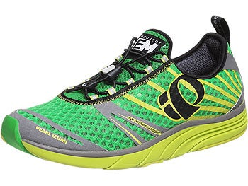 Pearl Izumi EM Tri N2 Men's Shoes Green