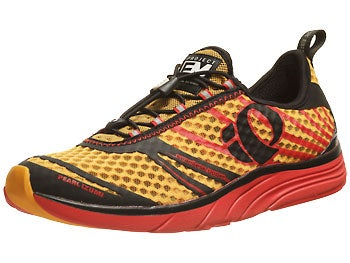 Pearl Izumi EM Tri N2 Men's Shoes Black/Blazing Orange