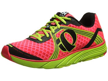 Pearl Izumi EM Road H3 Women's Shoes Pink/Lime