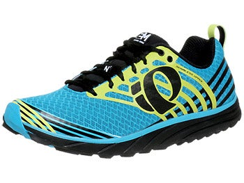 Pearl Izumi EM Trail N1 Men's Shoes Blue/Lime
