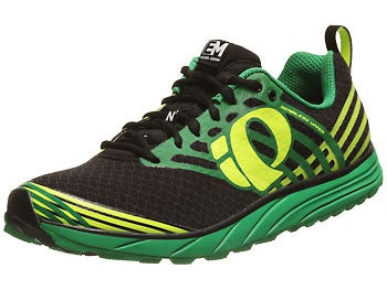 Pearl Izumi EM Trail N1 Men's Shoes Black/Yellow