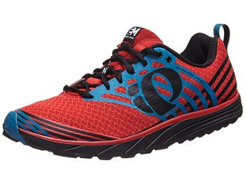 Pearl Izumi EM Trail N1 Men's Shoes Black/Fiery Red