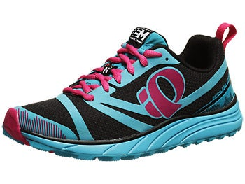 Pearl Izumi EM Trail N2 Women's Shoes Black/Blue