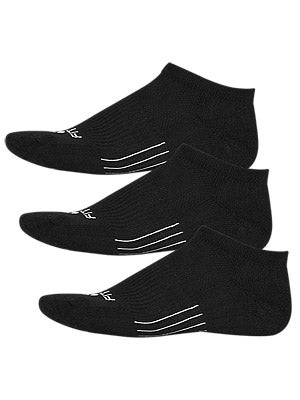 Fitsok CF2 Cushion Low Cut Socks 3-Pack