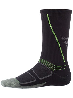 Feetures Elite Light Cushion Crew Socks