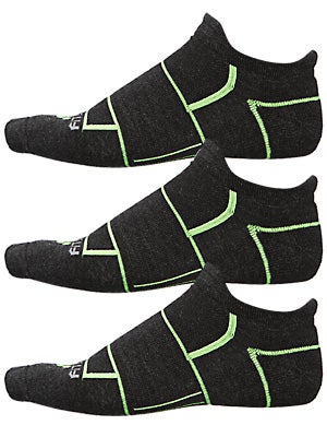 Fitsok ISW Isolwool No Show Socks 3-Pack