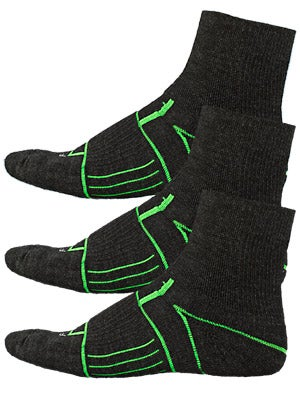 Fitsok ISW Isolwool Trail Cuff Socks 3-Pack