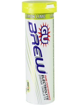GU Brew Electrolyte 12-Tablet Tube
