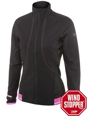 GORE Women's Air 2.0 Soft Shell Lady Full Zip