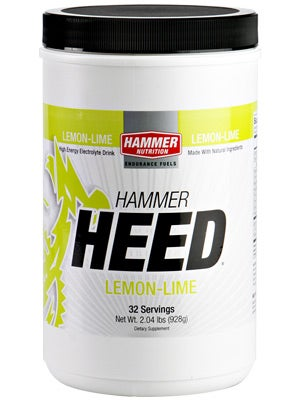 Hammer Heed Electrolyte Drink 32-Servings