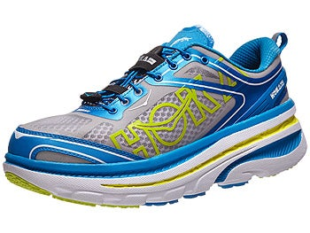 HOKA Bondi 3 Men's Shoes Blue/Hi Rise/Citrus