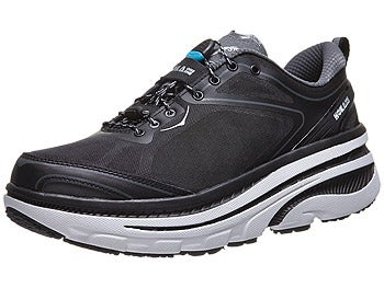 HOKA Bondi 3 Men's Shoes Black/Castlerock/White