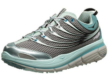 HOKA Kailua Trail Women's Shoes Grey/Light Blue/White