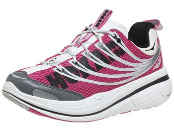 HOKA Kailua Tarmac Women's Shoes Pk/Wh/Bk 2013