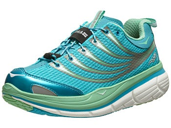 HOKA Kailua Tarmac Women's Shoes Aqua/Green/White