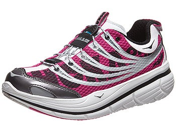HOKA Kailua Tarmac Women's Shoes Pink/White/Black