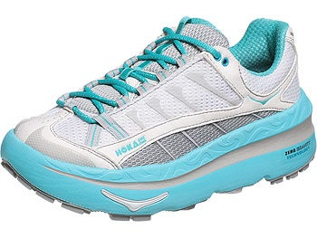 HOKA Mafate 2 Women's Shoes Blue/Grey/White