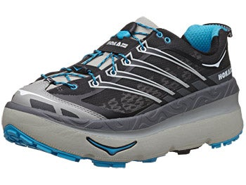HOKA Mafate 3 Men's Shoes Cyan