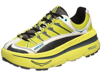 HOKA Mafate 2 Men's Shoes Citrus/Anthracite/White