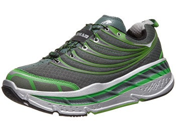HOKA Stinson Tarmac Men's Shoes Forest/Green