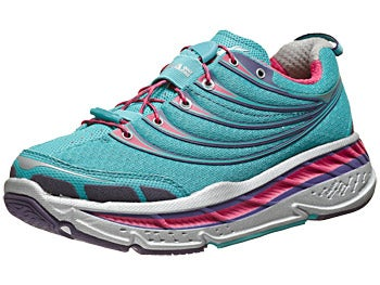 HOKA Stinson Tarmac Women's Shoes Baltic/Paradise Pk