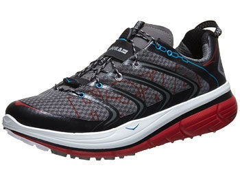 HOKA Rapa Nui 2 Trail Men's Shoes Anth/Red
