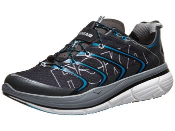 HOKA Rapa Nui 2 Tarmac Men's Shoes Black/Cyan