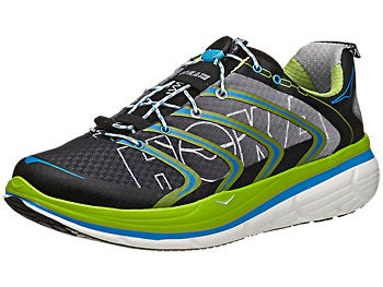 HOKA Rapa Nui 2 Tarmac Men's Shoes Black/Citrus