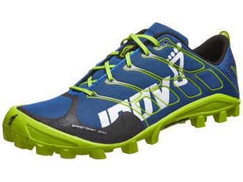 Inov-8 Bare-Grip 200 Men's Shoes Blue/Lime