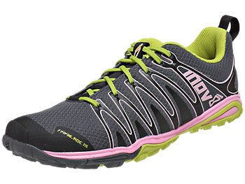 Inov-8 Trailroc 226 Women's Shoes Grey/Lime/Pink