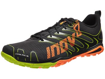 Inov-8 Trailroc 245 Men's Shoes Black/Lime/Orange