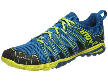Inov-8 Trailroc 245 Men's Shoes Blue/Lime