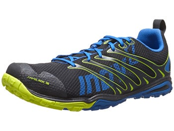 Inov-8 Trailroc 235 Men's Shoes Black/Blue/Lime