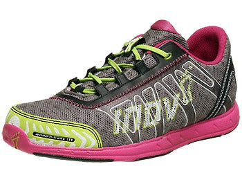 Inov-8 Road-X-Treme 188 Women's Shoes Grey/Lime/Pink