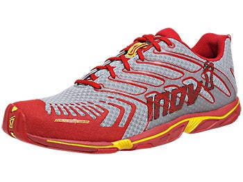 Inov-8 Road-X 233 Men's Shoes Grey/Red/Yellow