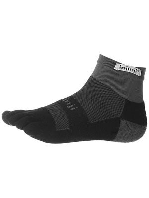 Injinji Performance 2.0 Midweight Mini-Crew Toesocks