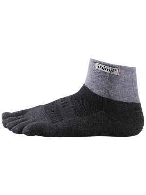Injinji Performance 2.0 Trail Midweight Mini-Crew Socks