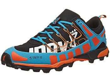Inov-8 X-talon 212 Men's Shoes Black/Orange/Blue