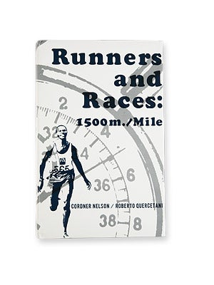 Runners and Races:  1500m/Mile Book